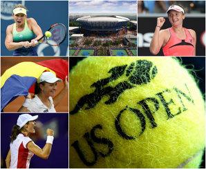 LIVE BLOG US Open, ziua a doua | Fabulos! Monica Niculescu câştigă al doilea cel mai lung meci din istoria turneului! Halep s-a calificat şi ea în turul doi. Begu şi Dulgheru, eliminate