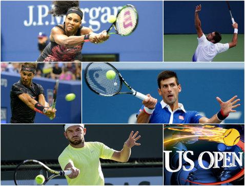 LIVE BLOG US Open, ziua a 3-a | Şapte tricolori se întrec la dublu: Mergea şi Bopanna, prima victorie la New York. Ultima reverenţă pentru Mardy Fish: răpus de crampe şi de norocosul Lopez. Surorile Williams se succed pe Arthur Ashe: a mai căzut deja o favorită pe jumătatea liderului mondial