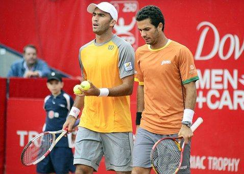 Tecău şi Rojer, eliminaţi în semifinale la Beijing
