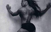 Nuditatea dusă la un alt nivel! FOTO   Cum s-a lăsat fotografiată Serena Williams