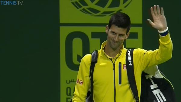 Un start mai clar, nici că se putea: Djokovic şi-a zdrobit primul adversar din 2016 în 51 de minute!