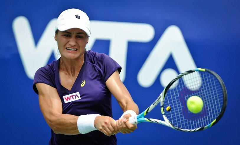 Monica Niculescu s-a calificat în finală la Shenzhen, la dublu