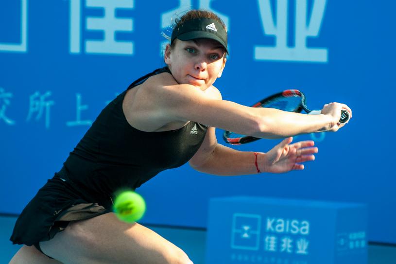 """Simona Halep: """"În al treilea set am jucat cel mai bun tenis al meu!"""" Cum a explicat problemele medicale"""