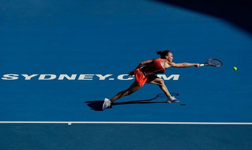 Halep pierde un meci maraton la Sydney: 6-7, 6-4, 3-6 în faţa Kuzneţovei. Simona ratează calificarea în a 20-a finală a carierei
