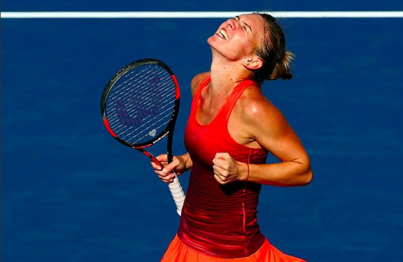 Halep o va întâlni pe Shuai Zhang în primul tur la Australian Open! Victorie zdrobitoare pentru Simona, în singurul meci direct disputat până acum