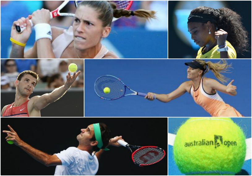 Australian Open, prima zi | Victorii lejere pentru favoriţi, surprizele zilei şi culoar ivit pentru Monica Niculescu. Apariţia Serenei Williams rămâne pe retină