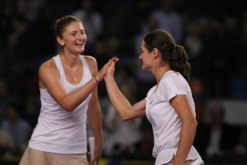 Begu şi Niculescu, out şi din proba de dublu de la Australian Open
