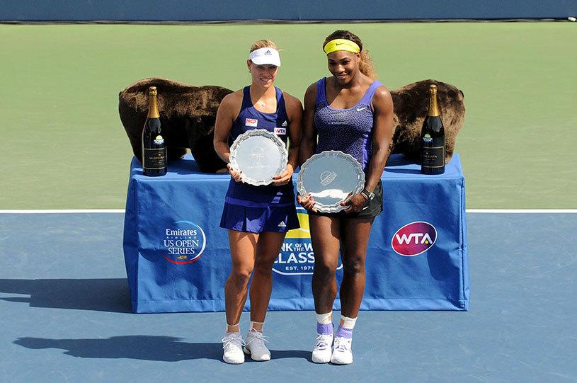 Serena Williams - Angelique Kerber, finala de la Australian Open! Sportiva din Germania o poate depăşi pe Halep dacă se impune în ultimul act