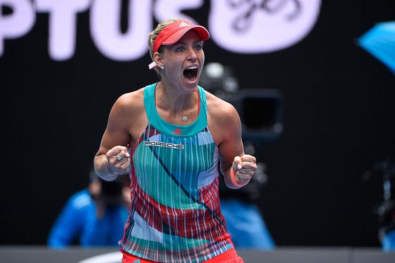 Angelique Kerber a învins-o pe Serena Willams în finală şi e noua REGINĂ la Australian Open! Halep cade pe locul 3 WTA