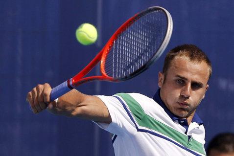 Marius Copil a pierdut în optimile turneului ATP de la Sofia: 4-6, 7-6, 3-6 cu Adrian Mannarino
