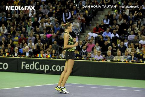 """Karolina Pliskova: """"Simona este o jucătoare puternică"""". Care a fost momentul cheie al meciului în viziunea rachetei a doua a Cehiei"""