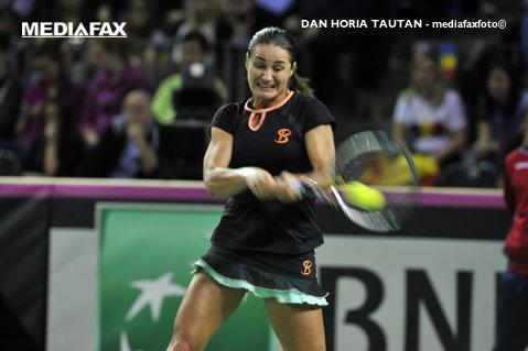 """Alexandra Dulgheru a dezvăluit motivul pentru care Monica Niculescu nu a jucat la dublu: """"Nu a vrut să încurce"""""""