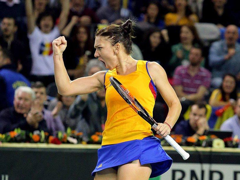 România va întâlni acasă Germania în barajul Grupei Mondiale din Fed Cup. Halep şi compania se vor duela cu campioana de la Australian Open
