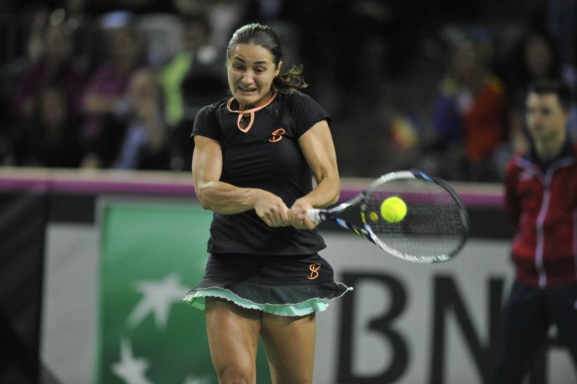 Monica Niculescu, victorie în primul tur al turneului de la Sankt Petersburg