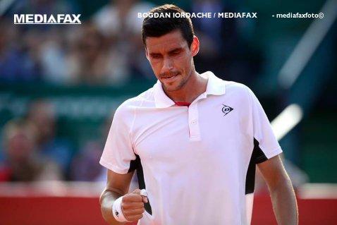 Victor Hănescu, în semifinale la dublu în turneul de tenis din Santo Domingo