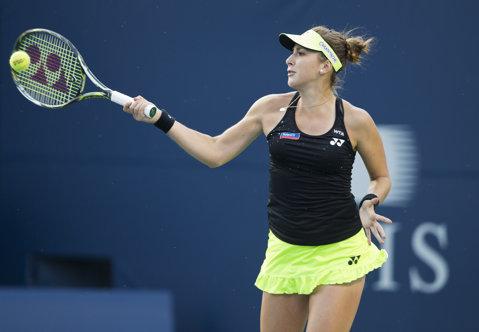 """New-entry în topul celor mai bune 10 jucătoare din lume, Belinda Bencic. Momentul de """"cotitură"""", un meci câştigat cu Simona Halep"""
