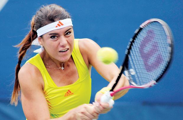 Sorana Cîrstea, victorie în primul tur al turneului de tenis pe zgură de la Rio de Janeiro