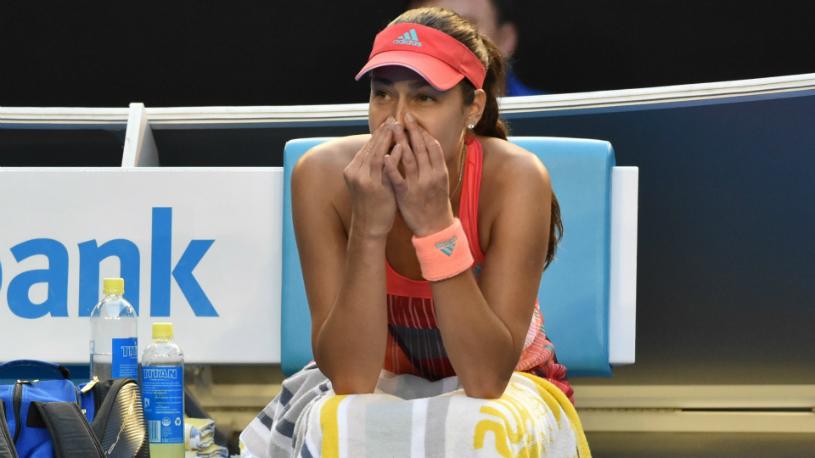 A eliminat-o pe Simona Halep, dar s-a făcut de râs în turul următor. Ana Ivanovic, învinsă în minimum de seturi la Dubai
