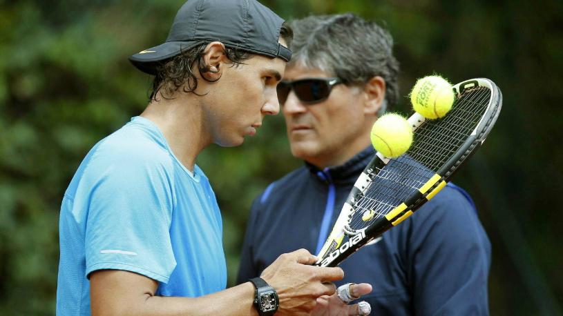 """Reacţie dură a lui Toni Nadal după ce nepotul său a fost acuzat de dopaj: """"Doamna respectivă e o imbecilă"""""""