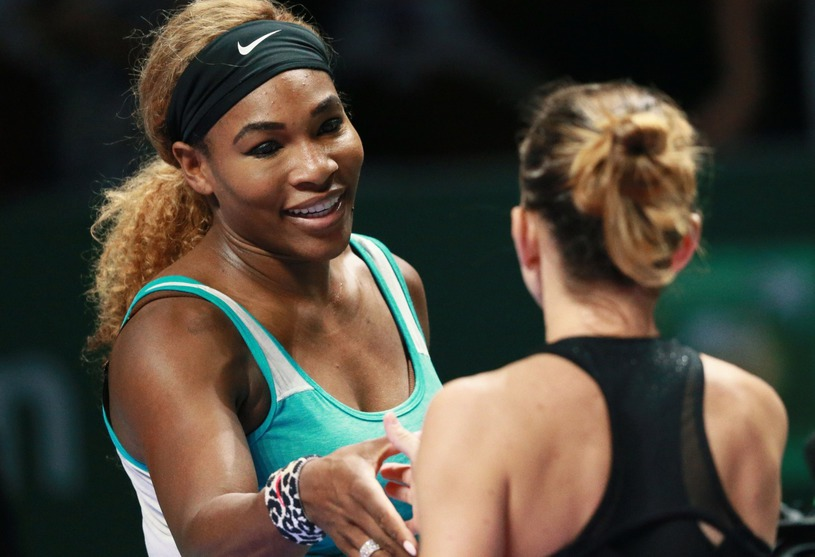 """Serena o laudă pe Simona înaintea meciului de la Indian Wells: """"Halep e o luptătoare. Îmi place jocul ei"""""""