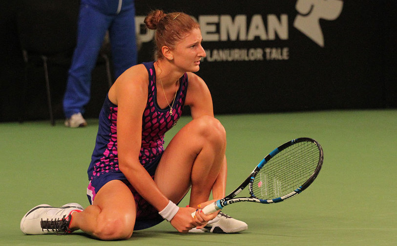 Agonia continuă! Irina Begu pierde în primul tur la San Antonio şi ajunge la 4 înfrângeri consecutive în WTA