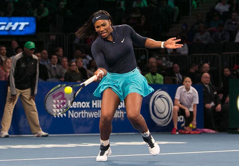 """Serena, impresionată de fanii Simonei din SUA: """"Sunt atâţia români... sorry guys!"""" De ce s-a temut liderul mondial de Halep"""