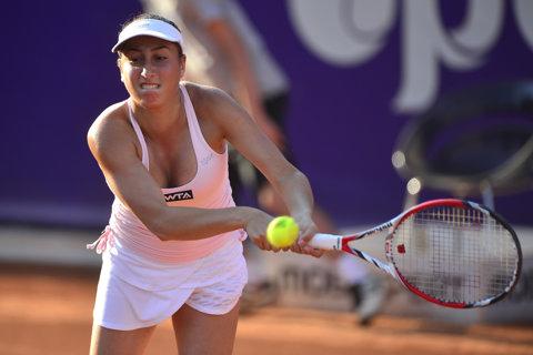 Cristina Dinu s-a calificat în optimile turneului ITF de la Tunis