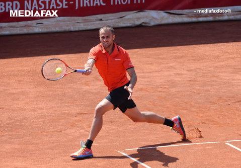Marius Copil a fost eliminat în optimile de finală ale turneului challenger de la Roma