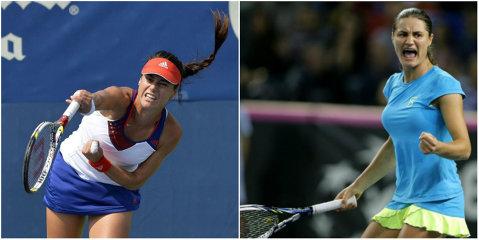 Cîrstea şi Niculescu, eliminate de la Roland Garros! Sorana nu a avut nicio şansă cu Svitolina, Monica a cedat în faţa lui Parmentier