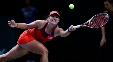 Bombă la Roland Garros! Angelique Kerber, a treia favorită, iese din primul tur