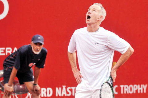 Mutare la vârful tenisului: John McEnroe îl va consilia pe Milos Raonic în timpul turneului de la Wimbledon