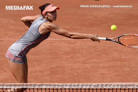 Victorie pentru dublul Andreea Mitu/Patricia Ţig în calificările turneului de la Wimbledon