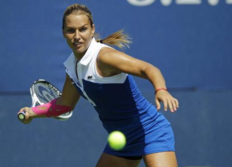 Premianta săptămânii de dinainte de Wimbledon: Dominika Cibulkova. Slovaca a câştigat turneul de la Eastbourne