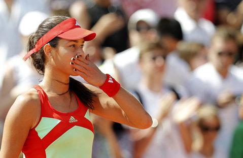 Prima mare surpriză la Wimbledon! Ana Ivanovic, out din primul tur!