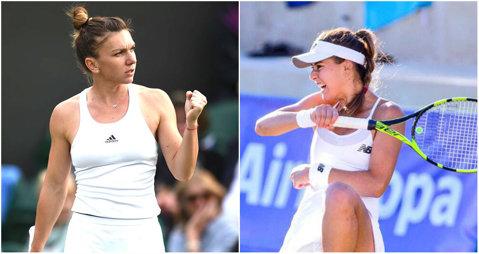 Ziua 3 la Wimbledon! Simona Halep, Sorana Cîrstea, Monica Niculescu şi Marius Copil joacă astăzi. Programul partidelor
