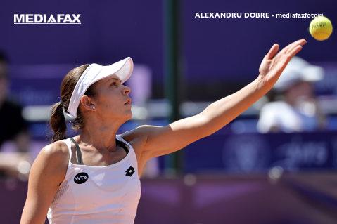 Andreea Mitu a câştigat finala turneului de dublu de la Bastad