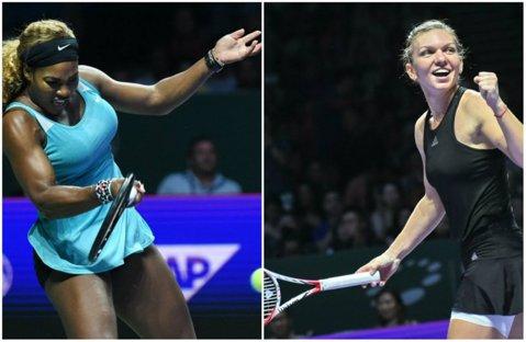 Serena Williams s-a retras din turneul de la Montreal! Simona Halep are un tablou diferit ca urmare a surprinzătorului anunţ