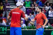 Capăt de linie! Florin Mergea şi Horia Tecău au ratat calificarea în finala turneului  de la Toronto