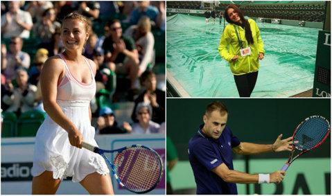US Open | Andreea Mitu şi Marius Copil au pierdut în calificări. Ana Bogdan forţează intrarea în play-off
