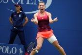 """Simona Halep îşi aduce aminte cu plăcere de prima victorie a carierei la US Open: """"Am învins jucătoarea mea preferată! Nu pot uita acel meci"""""""