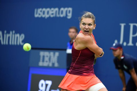 US Open | S-a stabilit ora meciului dintre Halep şi Flipkens. Simona deschide balul marţi, pe centralul Arthur Ashe
