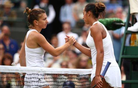 """S-a stabilit ora meciului dintre Simona Halep şi Madison Keys, din """"sferturile"""" turneului de la Wuhan"""