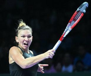 Simona Halep deschide balul la Turneul Campioanelor contra americancei Madison Keys! Când se joacă meciul
