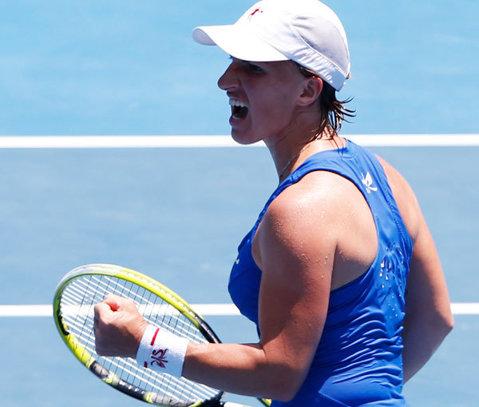 Svetlana Kuznetsova a câştigat Kremlin Cup şi s-a calificat la Turneul Campioanelor