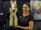 Superb! Monica Niculescu a câştigat turneul din Luxemburg după un meci magic cu Petra Kvitova. Românca a uimit pe toată lumea cu performanţa din setul al doilea al finalei
