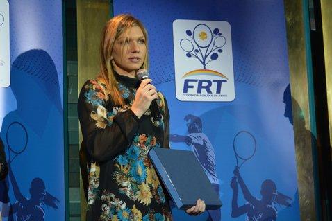 Simona Halep a fost desemnată jucătoarea anului, la Gala Tenisului Românesc. Begu, premiată pentru cea mai bună ascensiune