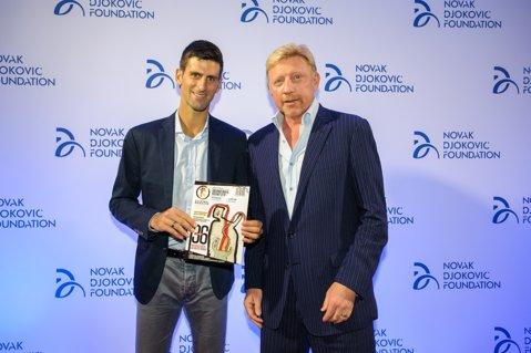 Vestea finalului de an în tenis. Novak Djokovic nu va mai fi antrenat de Boris Becker. Anunţul făcut de sârb