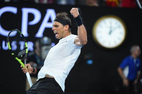 """Rafael Nadal, în optimi la Australian Open, după un meci de cinci seturi cu Alexander Zverev! Reacţia spaniolului după victorie: """"A fost complicat..."""""""