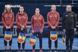 România – Marea Britanie, în barajul pentru menţinerea în a doua Grupă Mondială din Fed Cup