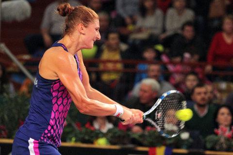 Irina Begu a fost eliminată în primul tur al turneului de la Dubai